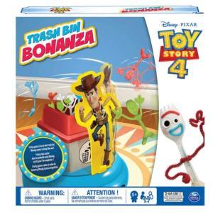 Game TS4 Trash Bin Bonanza - 6052358-T