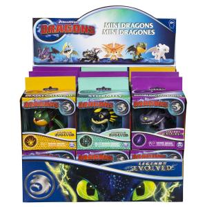 Spin Master Mini Dragons Assorted - 6054556-T