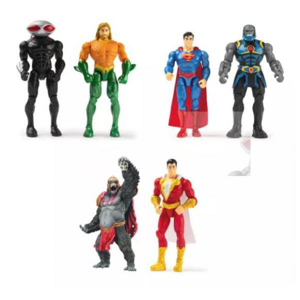 DC Universe Fig 4