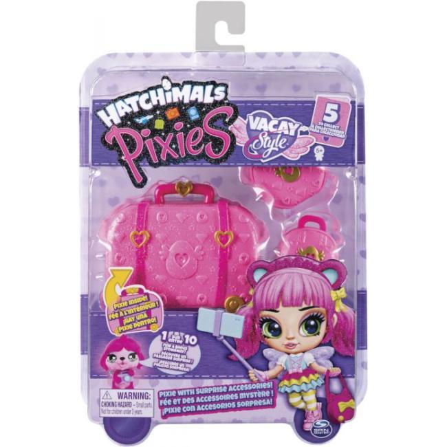 Hatchimals Colleggtibles Pixies Vacay 1-PK Assorted - 6056546-T