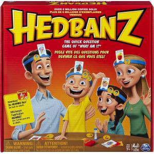 Spin Master HedBanz Board Game - 6058484-T