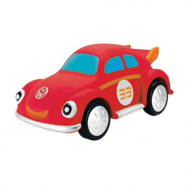 Motor Town Soft RC Beetle, Red - 113439-T