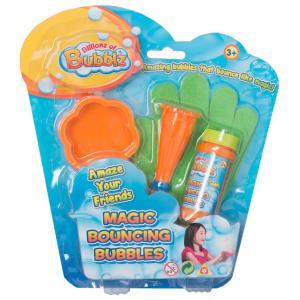 HTI Magic Bubbles Bouncing Juggling Bubble Complete Kit - 1373192-T