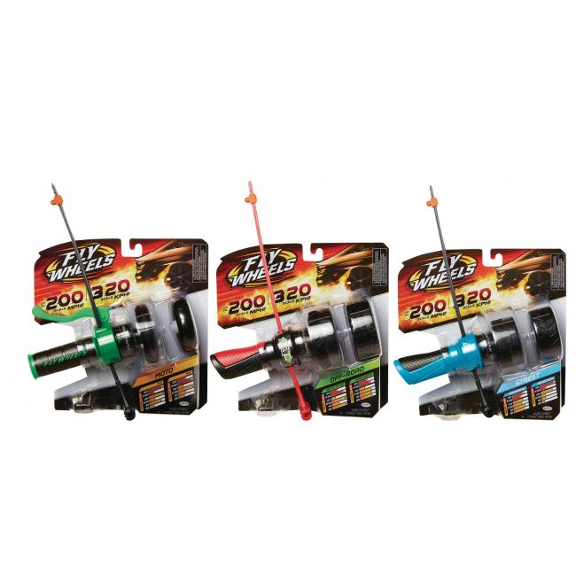 Fly Wheels 2-Pack Wave 1B Assorted - 15065B