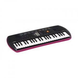 Casio Mini Musical Keyboard Without Adaptor - SA-78AH2