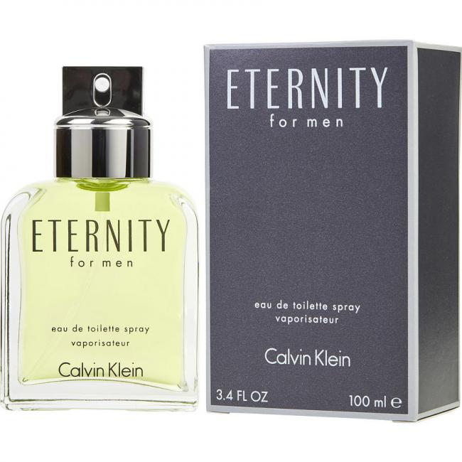 Calvin Klein Eternity, Eau de Toilette for Men - 100 ml