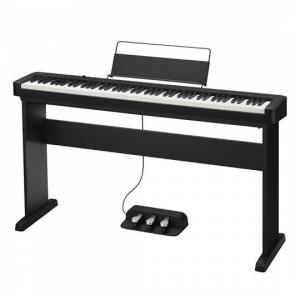 Casio Stage Digital Piano, Black With AC Adaptor - CDP-S150BKC2