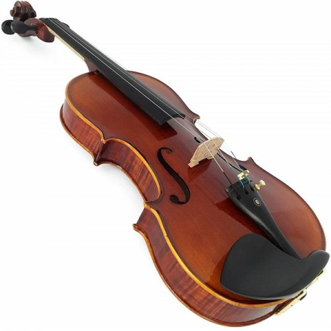 Kinglos 4/4 Full Size Electroacoustic Violin - YSDS-PHB1004