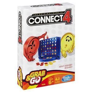 Hasbro Connect 4 Grab - Go Game (EN) - B1000