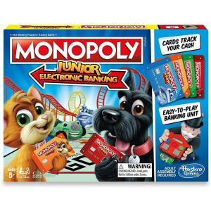 Hasbro Monopoly Junior Electronic Banking - E1842