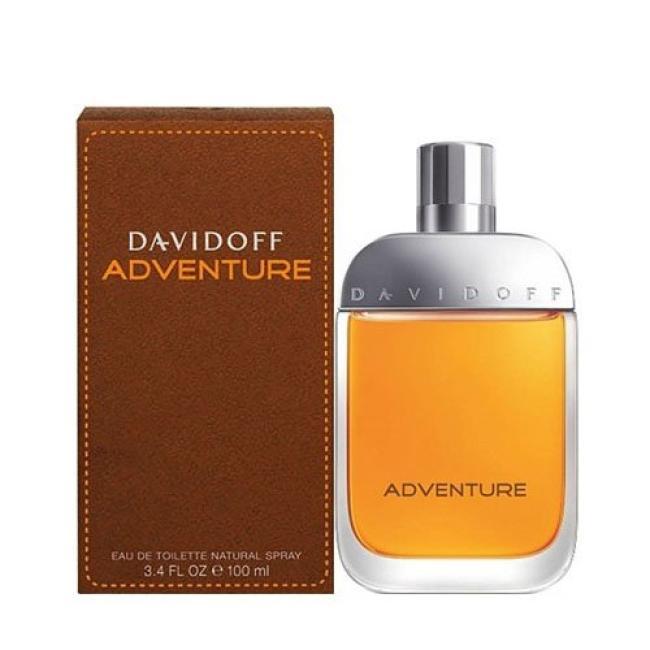 Davidoff Adventure, Eau De Toilette Spray For Men - 100ml
