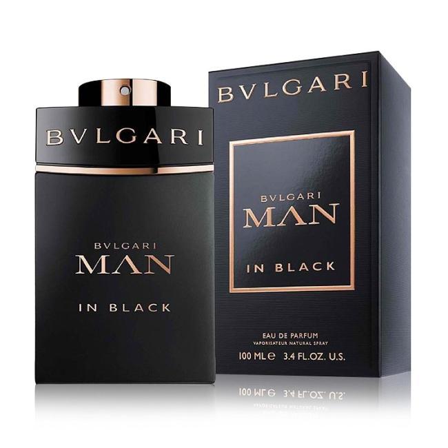 Bvlgari Man In Black, Eau de Parfum For Men - 100 ml