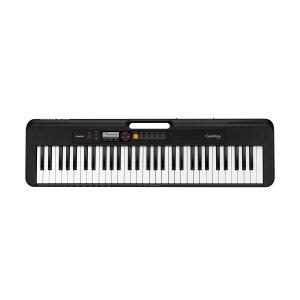 Casio 61 Keys Portable Music Keyboard Without Adaptor - CT-S200BKC2