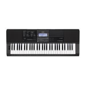 Casio 61 Key Digital Portable Piano Keyboard with AC Adaptor -  CT-X870INC2