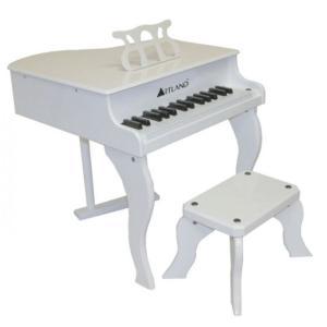 Artland 35 Keys Baby Piano, White - BP002W