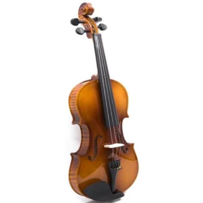 Artland 1/2 Plywood Violin with Soft Case, Brown - GV101F-1/2