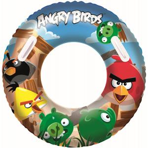 Bestway Angry Bird Inflatable Swim Ring 56cm - 96102