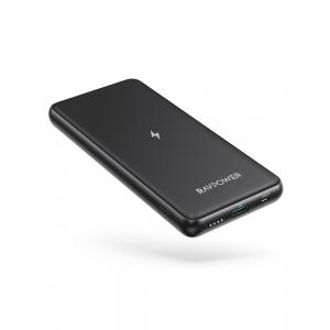 RAVPower RP-PB084 10000mAh 10W Wireless Charger Black