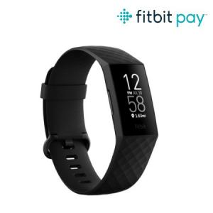 FitBit Charge 4 Fitness Tracker + GPS Black