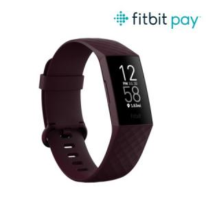 FitBit Charge 4 Fitness Tracker + GPS Rosewood