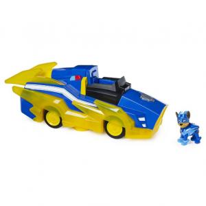 Paw Patrol Charged Up Chase Hovercraft Vehicle - 6055932-T