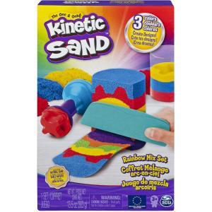 Kinetic Sand Rainbow Mix Set - 6053691-T