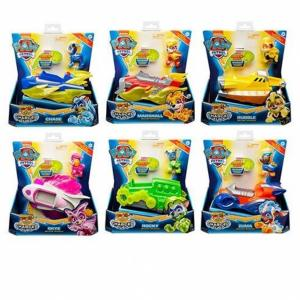 PAW Patrol Charged Up Themed Vehicles, Assorted - 6055753-T
