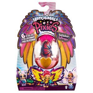 Hatchimals Pixies Wilder Wings, Assorted - 6059069-T