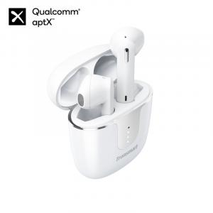 Tronsmart Onyx Ace True Wireless Bluetooth Earphones White with Free Silicone Case - 369194