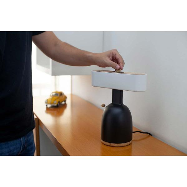 DINA Coin Lamp Lamp with moneybox function