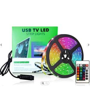 USB Strip LED LIGHT Water Proof IP65 - 5M / 5050-RGB-5M