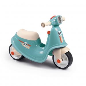 Smoby Scooter Ride On, Blue - 721006
