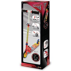 Smoby 2 Wheels Disney Cars Scooter - 750344
