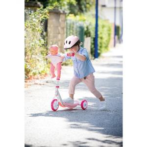 Smoby Corolle 3-Wheel Scooter - 750179