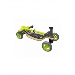 Smoby S-Cruiser Foldable Wooden Scooter - 750700