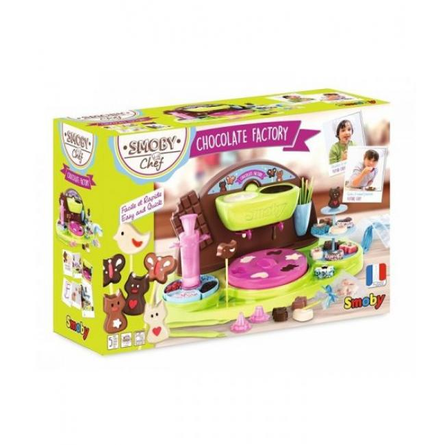 Smoby Chef Chocolate Factory - 312102