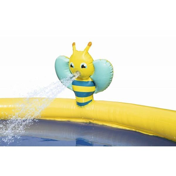 Bestway My First Fast Set Spray Pool, 152cm x 38cm Assorted - 57326