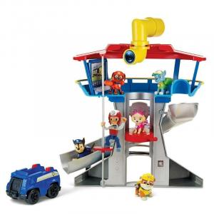 Paw Patrol Head Quarter Lookout Playset - 6060007-T