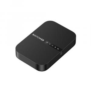 FileHub New Version AC750 Wireless Travel Router - RP-WD009