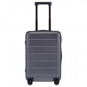 Xiamoi Luggage Classic 20 inch Gray