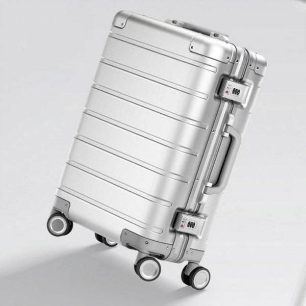 Xiaomi Metal Carry-on Luggage 20 inch Silver