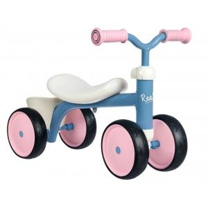 Smoby Rookie Ride-On, Pink - 721401