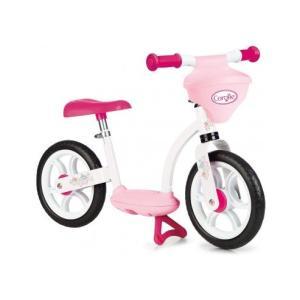 Smoby Corolle Balance Bike Comfort, Pink - 770125