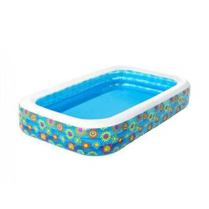 Bestway Inflatable Play Pool, 305 x 183 x 56 cm - 54121