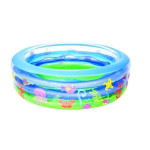 Bestway Summer Wave Crystal Paddling Pool - 51029
