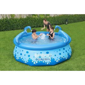 Bestway Inflatable Octopool, 274cm x 76cm - 57397