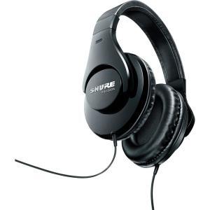 Shure Professional Quality Headphone, Black - SRH240A-BK-EFS