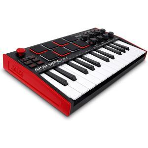 Akai Professional 25Keys USB MIDI Keyboard Controller - MPKMINI3