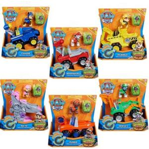 Paw Patrol Dino Rescue Deluxe Vehicle, Assorted - 6056930-T