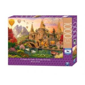 Spin Master Adult Puzzle 1000 Piece, Assorted - 6044171M02